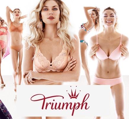 bbc0c053682869 Markowa bielizna Triumph - sklep internetowy Triumfomania.pl